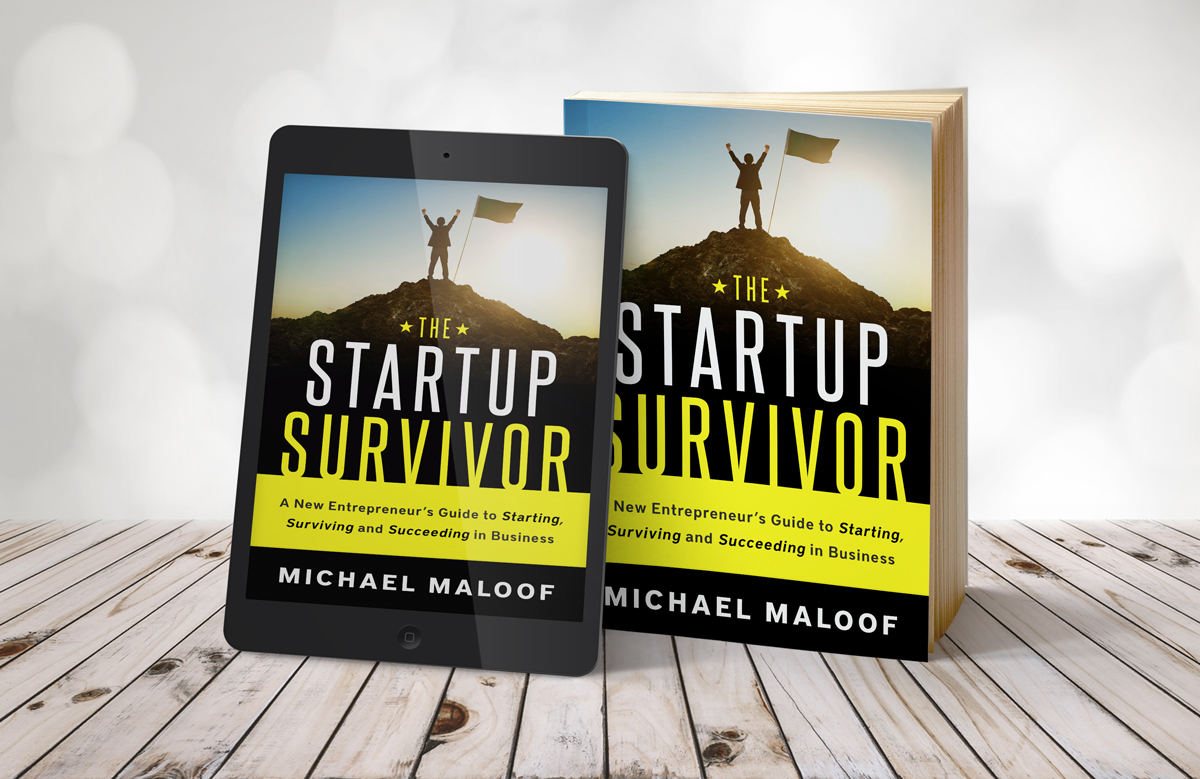 The Startup Survivor - Available Now on Amazon!